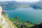 Kletterbankerl in Mondsee